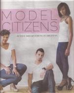 LRFW 5 Models in SYNC Magazine!