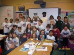 LRFW reads to Forest Park Elementary kids