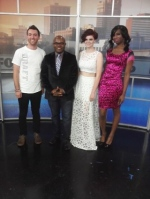 Watch videos of LRFW 2014 previews from FOX's Good Day Arkansas