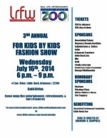 LRFW & LR Zoo hosts For Kids By Kids
